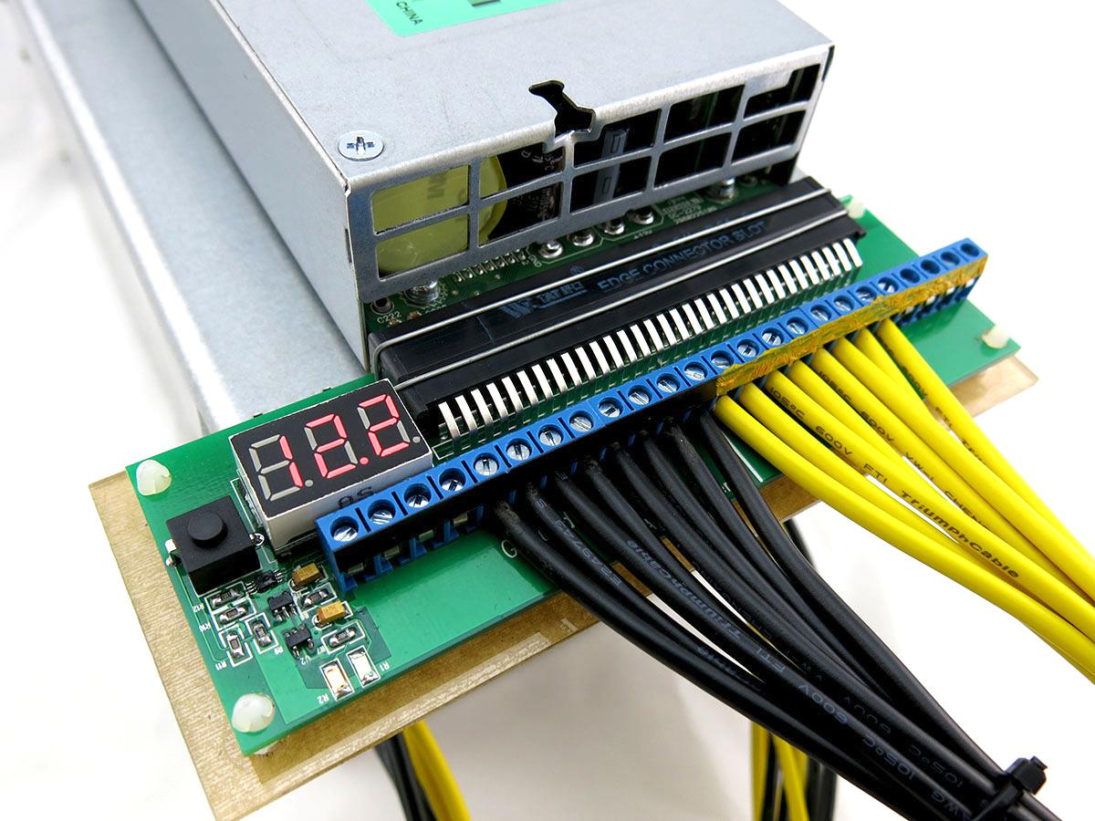 Hp 1200 Watt Server Power Supply He Platinum High