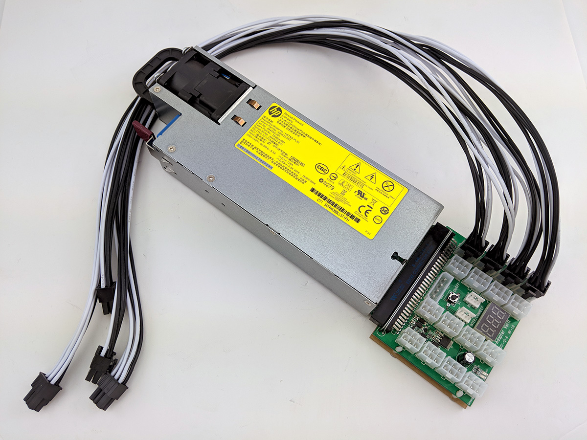 KT-150010SET03-X11 Designed for 24/7 mining
