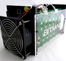 S5PNLKITCL - Antminer S5 Clear Panel Replacement Kit