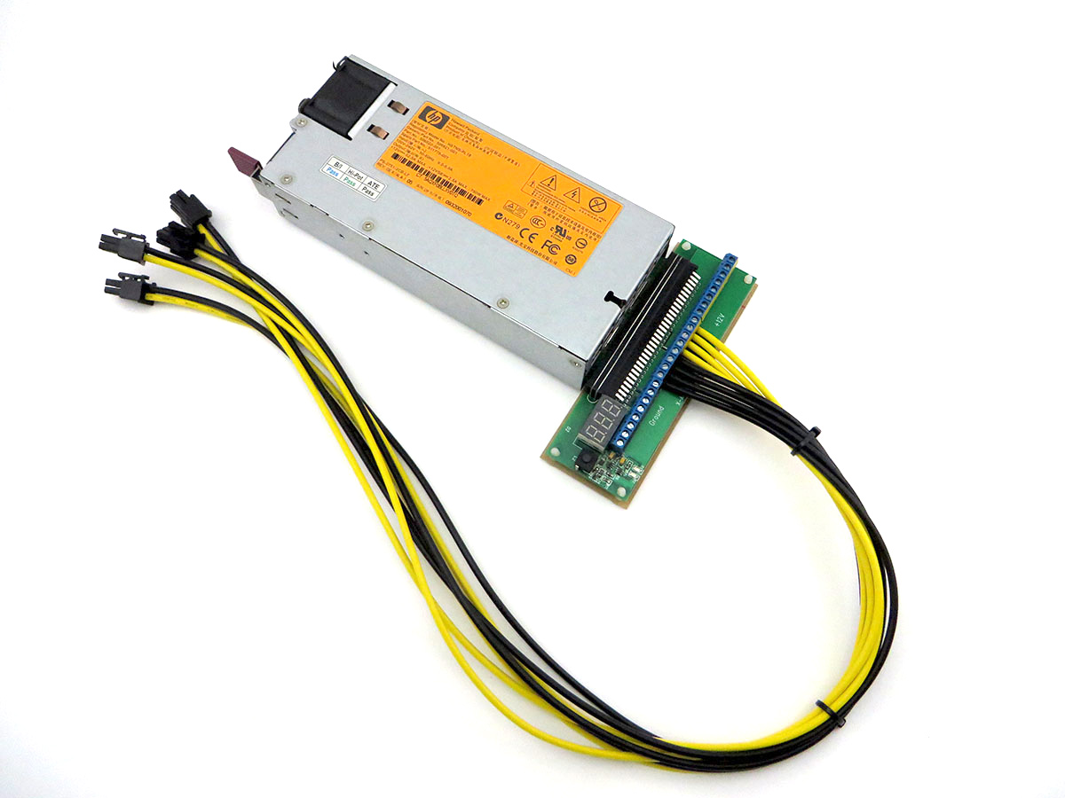 KT-7504SET01 750W Server Power Supply Kit
