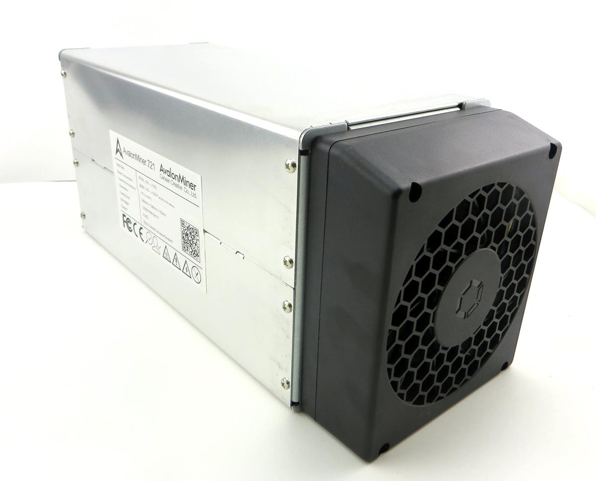 Bitcoin Miner Avalon 721 6TH S Asic 6000GH