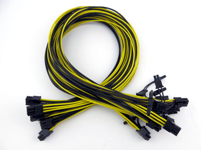 ANTPCIE-04 6pin to 8pin PCIe power cables