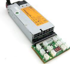 750W server PSU Kit