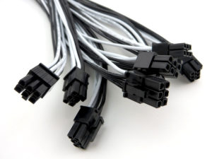ANTPCIE-03 6pin to 6pin PCIe power cables