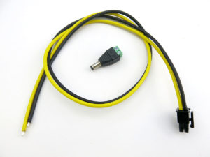 14AWG 6-Pin PCIe ATX / Pico Adapter Power Cable