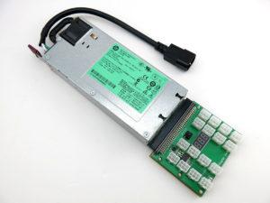 KT-1200-200V 1200W Platinum power supply