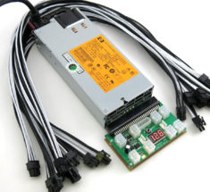KT-750BLACK-X7 Server Power Supply