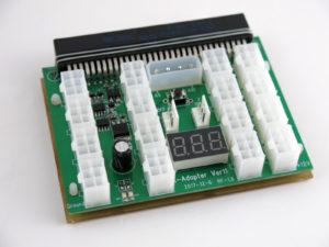 Parallel Miner's X11 Breakout Board