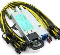 1200 Watt Platinum power supply kit