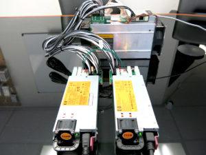 KT-1500S7PSUKITX11 Antminer Power Supply Kit