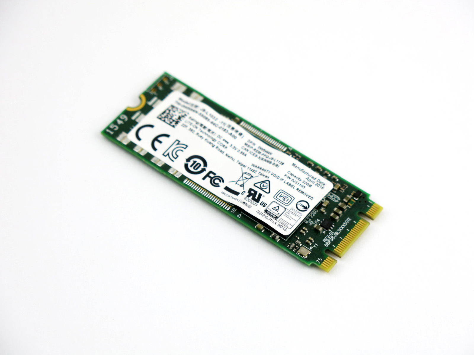 J8-L1032-11 / W5W4N 60 mm SSD Drive