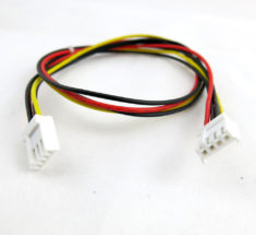 Connect multiple power supplies together with the chain sync capable breakout boards with this cable