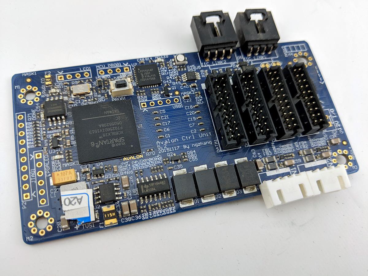AV6CTRLBRD Avalon6 Replacement Main Controller Board