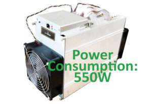 Antminer X3 power supply kit