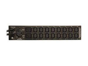 Tripp Lite 5.76kW Single or Dual Phase ATS/Switched PDU 208/240V 30A PDUMH30HVATNET