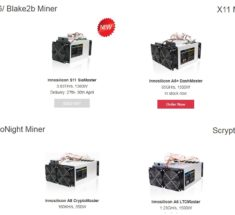 Power Supply Kit for Innosilicon Miners