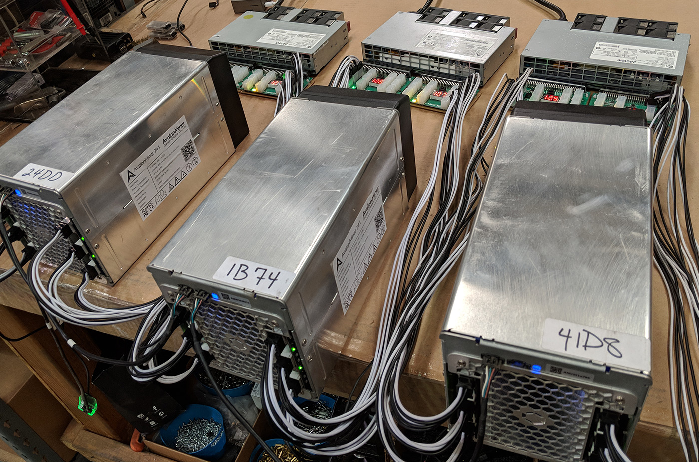 avalon 741 7 3th s 1150w sha256 asic miner btc bhc bitcoin avalon 741 7 3th s asic bitcoin miner 1150w 7300gh s btc bch