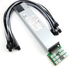 SuperMicro 900W ASIC Miner Power Supply Kit