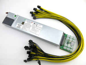 SuperMicro gpu mining rig power supply kit