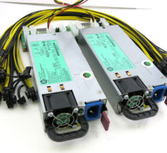 Power Supply Kit for GPU Mining Rigs