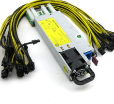 1500 Watt Platinum power supply