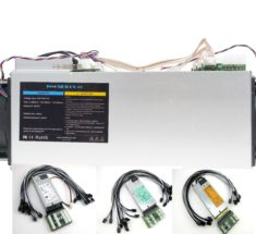 Innosilicon A9 ZMaster Power Supply Kits