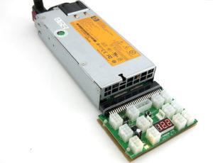 DragonMint X2 Power Supply PSU Kit