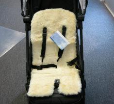 Bowron Stroller Fleece