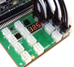 16 Port Power Supply Breakout Board Kit