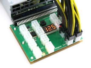 16 Port Power Supply Breakout Board Kit