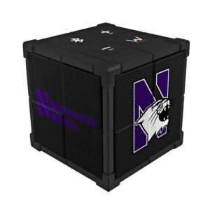 Northwestern Portable Bluetooth Speaker