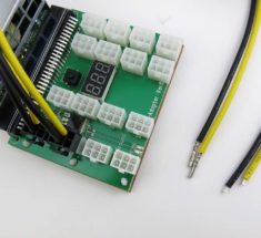 Custom 12v power supply breakout board kit to power your DIY projects