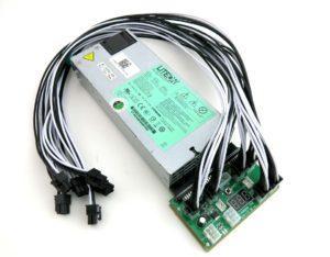 Innosilicon A10 ETHMaster Power Supply Kit