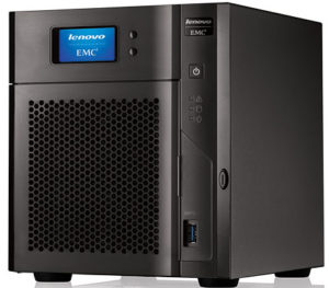Lenovo EMC PX4-400D 0TB Diskless SM10G78640 Network Storage