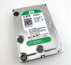 Western Digital Green WD30EZRX 3TB Hard Drive Disk