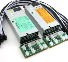 Antminer S9 SE 1850w Power Supply Kit