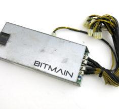 Bitmain APW3+ Power Supply