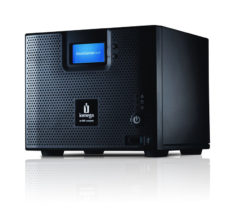 Iomega StorCenter IX4-200D Network Attached Storage